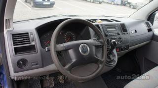 Volkswagen Transporter Long 2.5 96kW