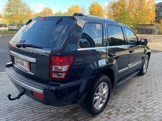 Jeep Grand Cherokee OVERLAND EDITION 3.0 165kW