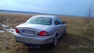 Jaguar X-Type 2.5 V6 145kW