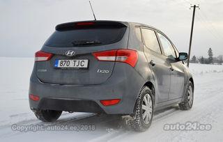 Hyundai ix20 1.6 92kW