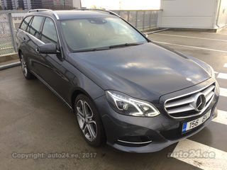 Mercedes-Benz E 350 Bluetec 4 MATIC Avantgarde 3.0 185kW