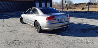 Audi A8 4.2 V8 246kW