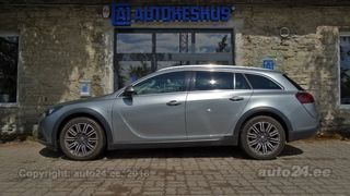 Opel Insignia COUNTRY TOURER 4X4 ATM 2.0 CDTi 120kW
