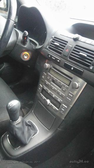 Toyota Avensis 2.0 108kW