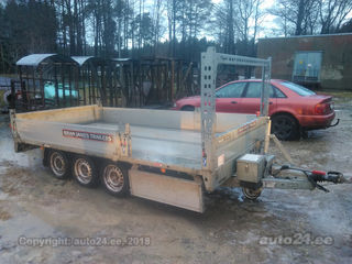 Brian James Trailers CARGO TIPPER