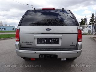 Ford Explorer Limited Advance Trac 4.6 V8 178kW