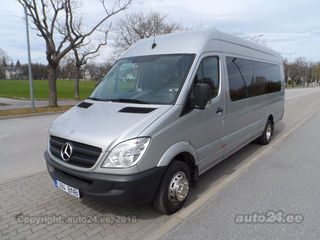 Mercedes-Benz Sprinter 515 2.1 110kW