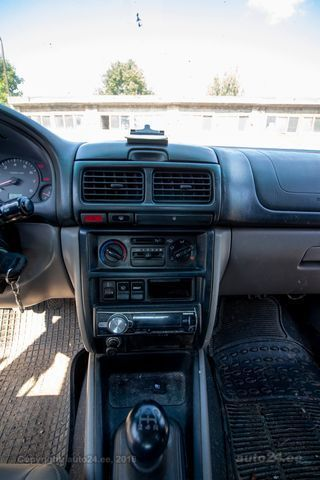 Subaru Forester 2.0 92kW