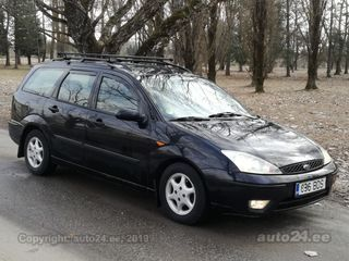 Ford Focus Facelift-Turnier 1.8 R4 TDCI 74kW