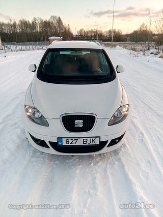 SEAT Altea XL 2.0 103kW