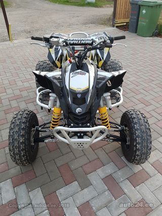 Can Am Ds 450 >> Mototehnika Ee Can Am Ds 450 Efi X