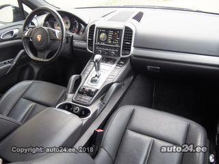 Porsche Cayenne S Black Edition 4.8 294kW