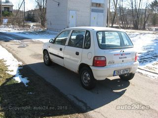Suzuki Alto 1.0 r4 40kW