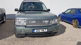Land Rover Range Rover Supercharged 4.2 V8 291kW