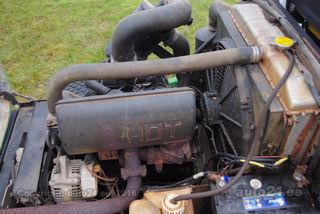 John Deere 4WD 3235B 1.5 25kW