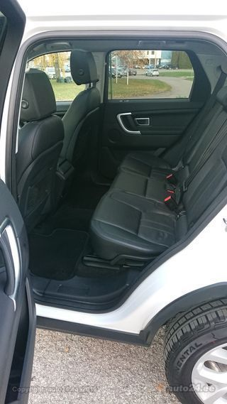 Land Rover Discovery Sport HSE 2.0 R4 132kW