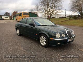 Jaguar S-Type 3.0 V6 175kW