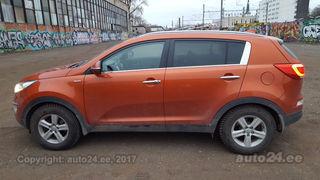 Kia Sportage TX 2.0 122kW
