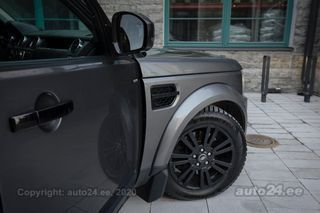 Land Rover Discovery HSE Black Edition 3.0 SDV6 188kW