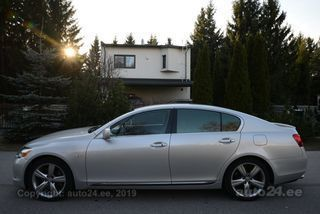 Lexus GS 300 President Exclusive 3.0 183kW