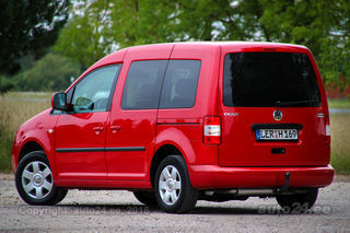 Volkswagen Caddy LIFE HIGHLINE Ecofuel CNG 2.0 CNG 80kW