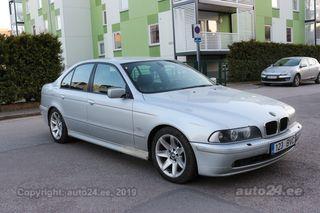 BMW 525 Lifestyle 2.5 141kW