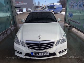 c377130d2cd rasketehnika.ee - Mercedes-Benz E 350 4 matic 3.0 cdi 170kW