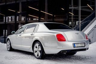 Bentley Continental Flying Spur 6.0 412kW