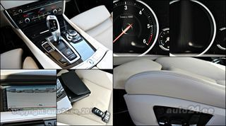 BMW 530 GT Gran Turismo Diamond White 3.0 190kW