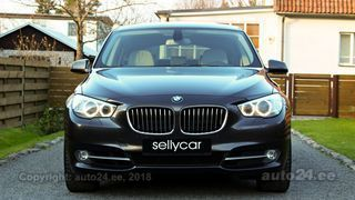 BMW 535 Gran Turismo xDrive Shadowline Comfort 3.0 R6 TwinPower Turbo EfficientDynamics 220kW