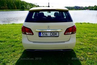 Mercedes-Benz B 180 1.5 80kW
