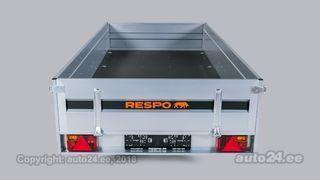 Respo Kastihaagis 3.00x1.50m 750kg PLH - poordiga 0.42m