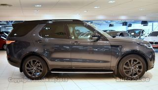 Land Rover Discovery dynamic 3.0 V6 190kW