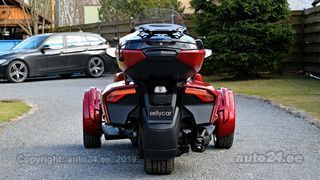 Can-Am Spyder F3 Limited ROTAX R3 86kW