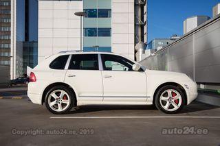 Porsche Cayenne Turbo S 4.5 V8 383kW