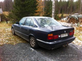 BMW 525 2.5 140kW