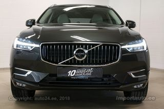Volvo XC60 AWD INSCRIPTION XENIUM INTELLI WINTER 18 2.0 D5 173kW