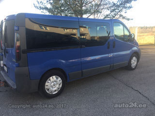 Renault Trafic 1.9 60kW