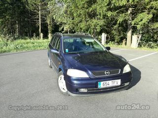 Opel Astra G 1.6 74kW