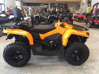 Can-Am Outlander MAX DPS T3 2018 V2 36kW