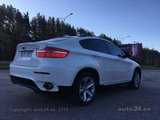 BMW X6 3.0 173kW