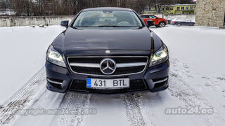 Mercedes-Benz CLS 350 4matic AMG 3.0 195kW