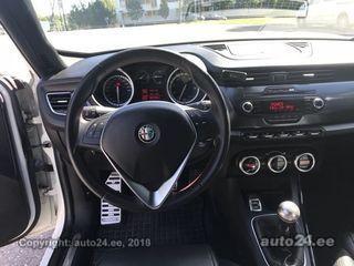 Alfa Romeo Giulietta 1.4 TB 125kW