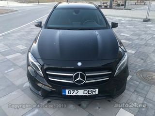 Mercedes-Benz GLA 200 AMG SPORTS PACKAGE 1.6 115kW