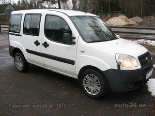Fiat Doblo 1.4 57kW