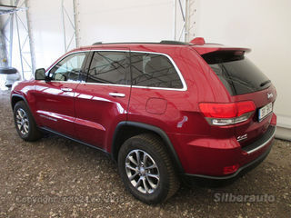 Jeep Grand Cherokee Limited 3.0 184kW