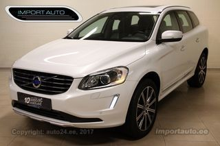 Volvo XC60 AWD SUMMUM XENIUM INTELLI SAFE WINTER PRO M15 2.4 D5 158kW