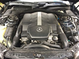 Mercedes-Benz CL 500 5.0 225kW