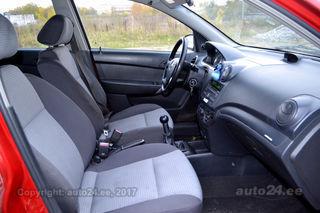 Chevrolet Aveo 1.2 62kW