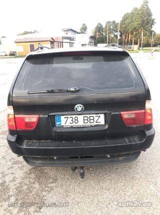 BMW X5 2.9 135kW